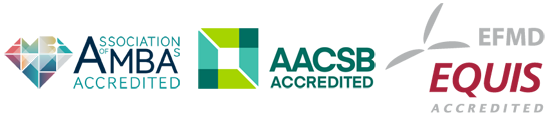 GEM: our triple accreditation from EQUIS, AACSB and AMBA