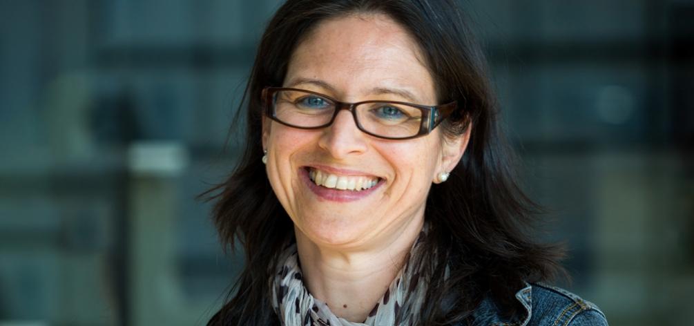 Armelle Bonenfant, conseillère en formation à Grenoble Ecole de Management